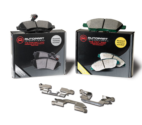 Premium Brake Pads – Autopart International