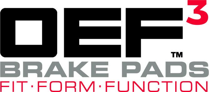 Disc Brake Rotor-OEF3 Prem E coated Rear Autopart Intl 1427-536729